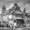 THE OLD MARKET HOUSE PENZANCE; TAKEN DOWN 1836