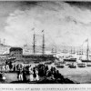 LANDING OF DONNA MARIA 2nd QUEEN OF PORTUGAL AT FALMOUTH Sep 27th 1828