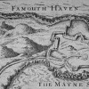 "PLAN OF PENDENNIS CASTLE (no title ) ""Falmouth Haven"" & ""Mayne Sea"""