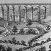 MOORSWATER VIADUCT NEAR LISKEARD 1855