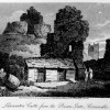 LAUNCESTON CASTLE FROM PRISON GATE