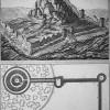 LAUNCESTON IN CORNWALL (with plan)