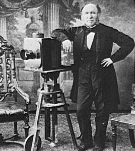Photographer 1850s